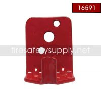 Amerex 16591 Bracket Wall 888 5 lb. Dry Chemical Red