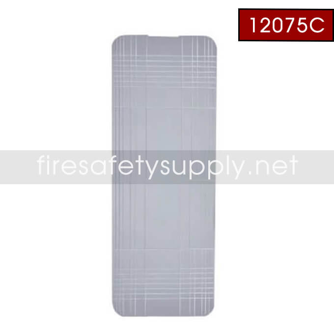 12075C Replacement Glass for 20 lb. Plastic Cato Fire Cabinet
