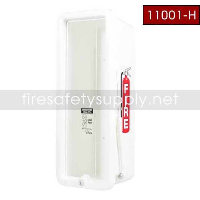 Cato Cabinet 11001-H 10lb. White Cabinet