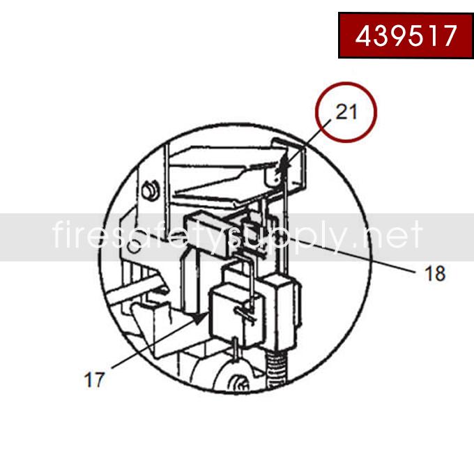 439517 Trip Hammer Set Screw-25 Pack