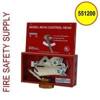 Pyro-Chem 551200 MCH Control Head, Mechanical, with Local Actuation