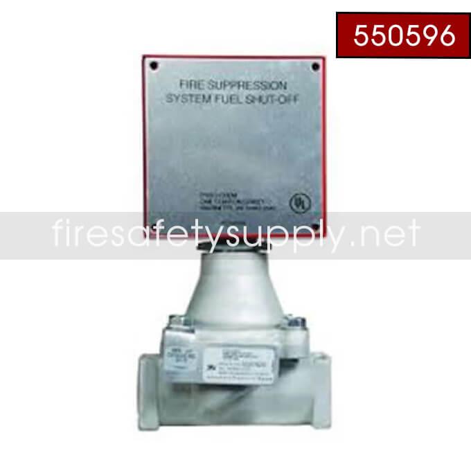 Pyro-Chem 550596 GV-150 Gas Valve