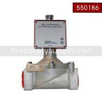 Pyro-Chem 551049 GV-200 Gas Valve
