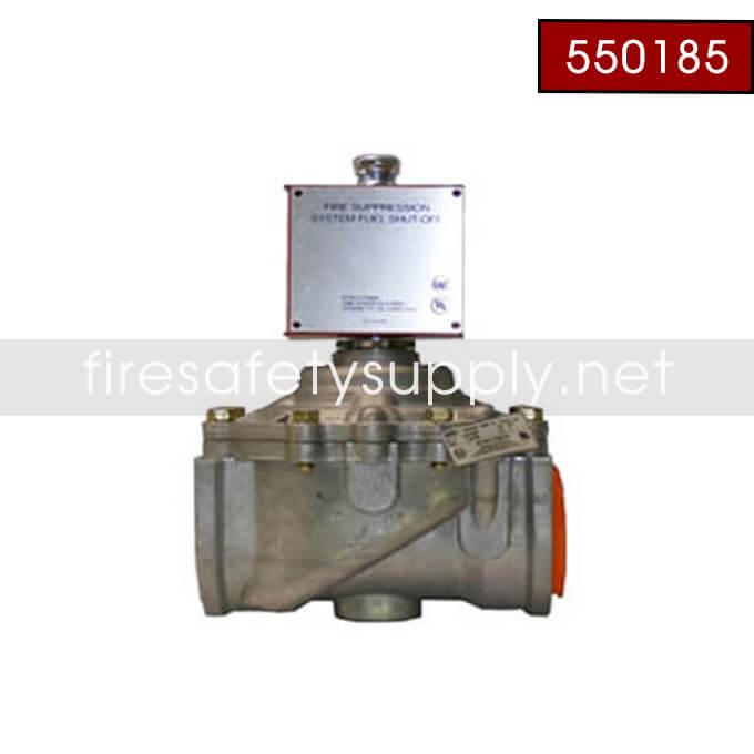 Pyro-Chem 550185 GV-250 Gas Valve