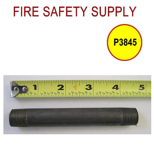 P3845 and P3845_25 - 3845 Black Pipe Schedule 40 3/8 Inch