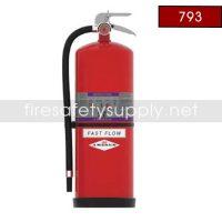 Amerex 793 High Performance Purple K Fire Extinguisher 13.2LB