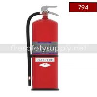 Amerex 794 High Performance Purple K Fire Extinguisher 20LB