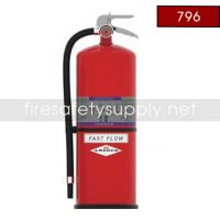 Amerex 796 High Performance Purple K Fire Extinguisher 30LB
