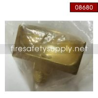 Amerex 08680 Gauge Guard BR 1/4 Sales