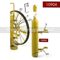 Amerex 10904 Argon Cylinder