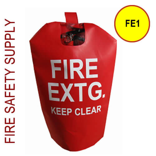 FE1 Small Water Proof Fire Extinguisher Cover