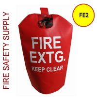 FE2 Medium Water Proof Fire Extinguisher Cover