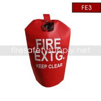 FE3 Large Water Proof Fire Extinguisher Cover