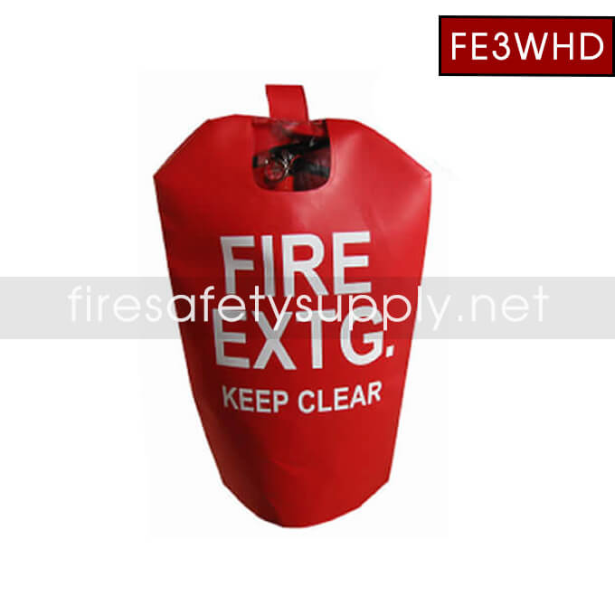 FE3WHD Large HD Water Proof Fire Extinguisher Cover