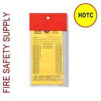 HDTC Heavy Duty Tag Cover