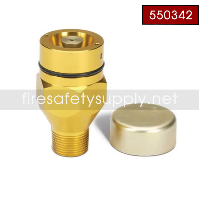 550342 – N-LA-BC Nozzle with Cap