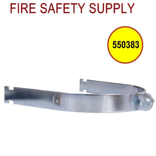 550383 - MB-U10 Floor Mounting Bracket, 10 in. Diameter Cylinders