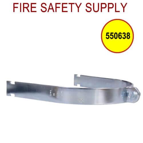 550638 - MB-U12 Floor Mounting Bracket, 12 in. Diameter Cylinders