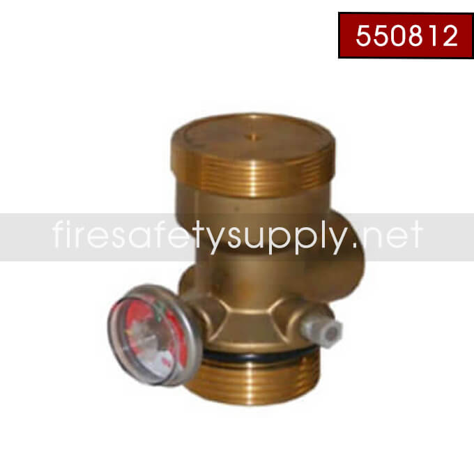 550812 – Dry Valve Assembly, Complete