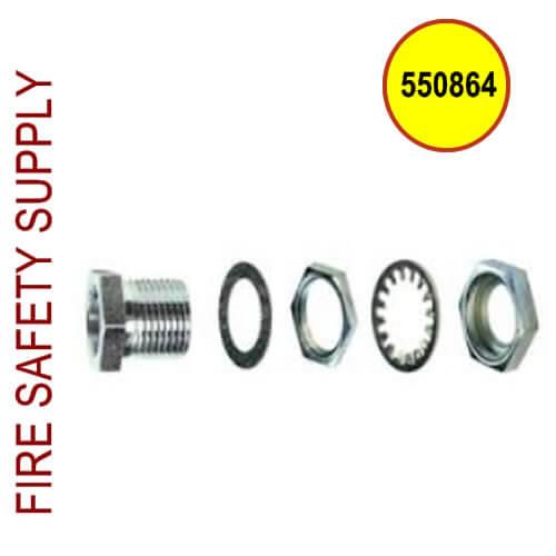 550863 - 213 Quikseal Adaptor, 1 in. (each)