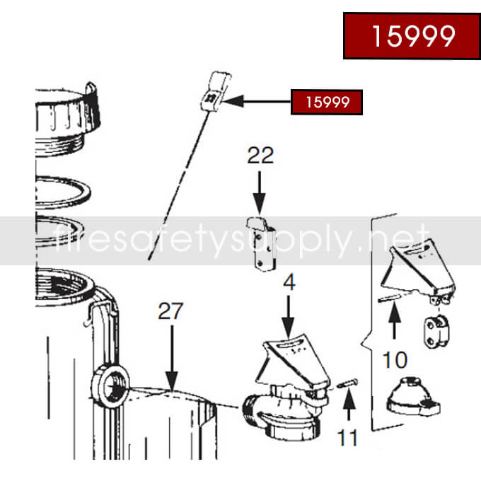 Ansul 957 Seal, Visual Inspection