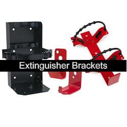 Extinguisher Brackets