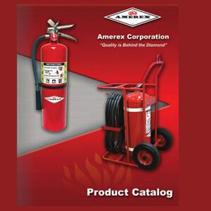 Amerex Catalog Cover