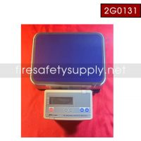 2G0131 Fire Extinguisher Service Digital Scale 150lb. x 0.05lb