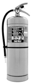 Sentry Water Hand Portable Fire Extinguishers